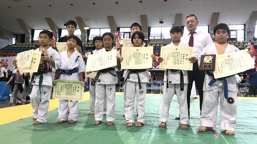 第32回オープントーナメント全九州空手道選手権大会
